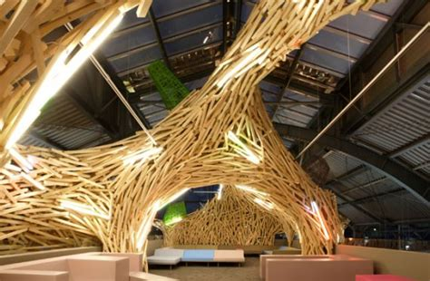 Structures And Interiors by Wood Design Home Interior Living