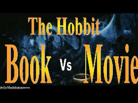 the hobbit book report the hobbit book vs