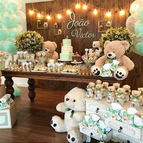 decorar mesa para baby shower ideas para decorar tu baby shower mesa de dulces