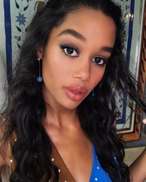 laura harrier lipstick laura harrier imperfectly perfect pinterest makeup