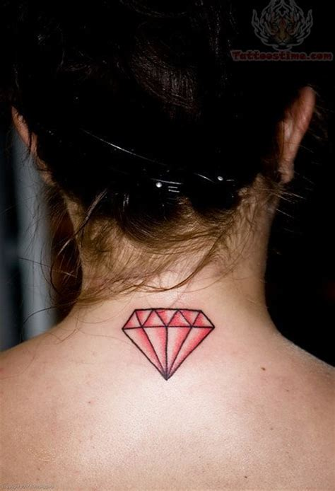 tattoo diamond on back 34 beautiful diamond tattoos ideas
