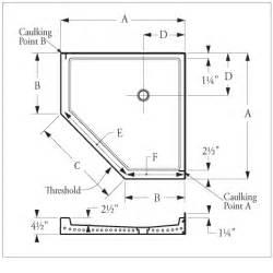 florestone terrazzo model 350 neo angle shower receptors