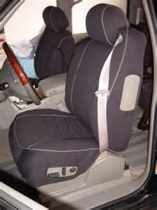 Seat Cover Tahoe Chevrolet Tahoe Standard Color Seat Covers Rear Seats