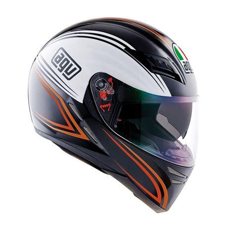 Helm Airoh Ktm agv s4 s 4 sv multi zebra helmet helm black white orange ktm size s 45 ebay