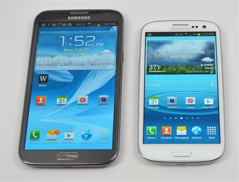 samsung note 2 galaxy note 2 galaxy s3 will likely skip android 4 2 for