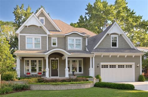 grey house paint remodelaholic exterior paint colors that add curb appeal