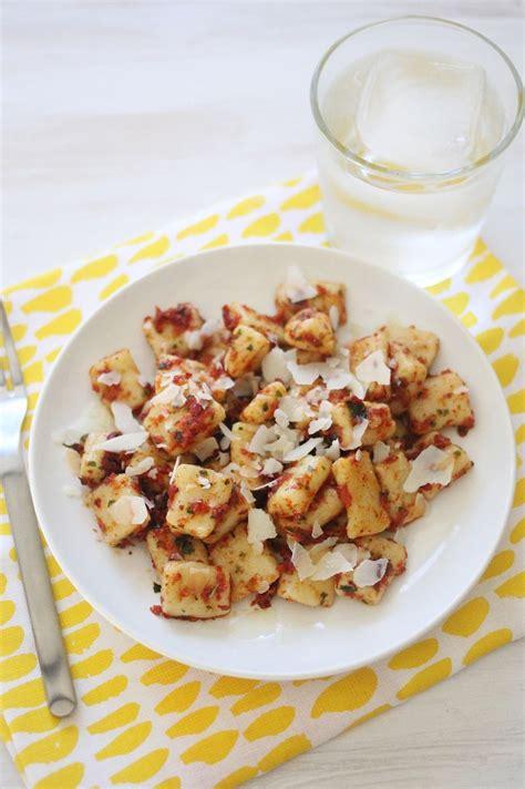 Handmade Gnocchi - gnocchi recipe dishmaps