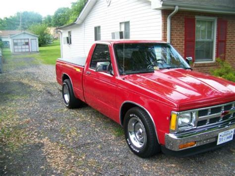 purchase used 1988 chevy s10 350 v 8 5 spd posi 4 11 rear