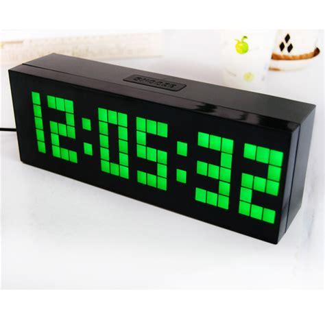 cool digital clocks digital led alarm clock electric countdown timer wall desk