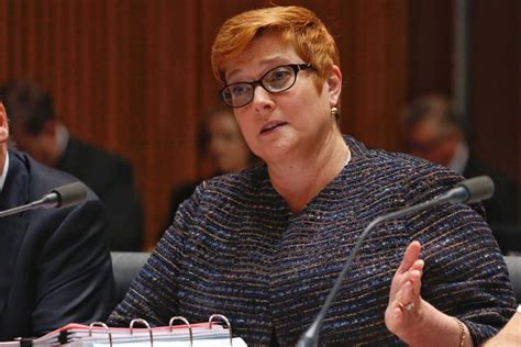 marise payne marise payne can t say if she or pyne is top minister in