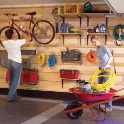 cabinet shelving garage shelving ideas with wall wood