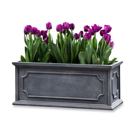 Large Window Box Planters by 11 Best Window Boxes For Summer 2017 Window Boxes And Planters For Flowers