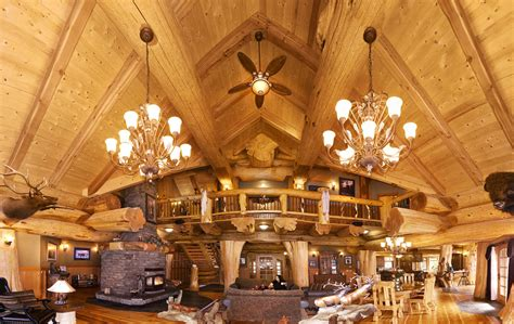 Interior Pictures Of Log Homes pioneer log homes amp log cabins the timber kings