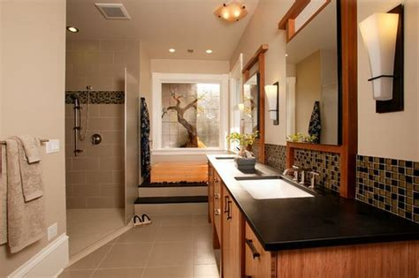 asian inspired bathroom decorating with asian accents a few style secrets