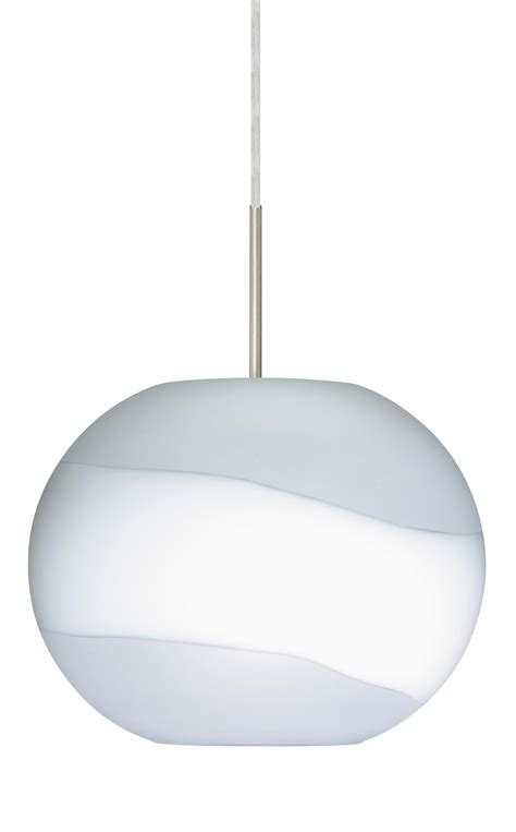 Besa Lighting 1jt 477699 Sn Pendant Lighting Besa Luna Besa Lighting Pendants