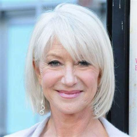 over 60 hai styles with bangs 20 short haircuts for over 60 short hairstyles