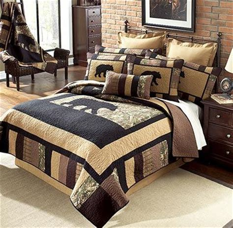 outdoor themed bedding best 25 moose quilt ideas only on pinterest