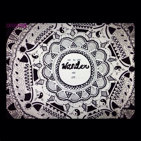 indie patterns black and white print original black and white pretty cute girl tribal