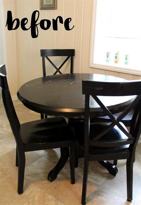 How To Make A Kitchen Table by Kitchen Table Makeover Hometalk