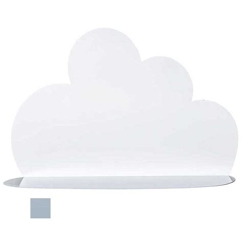 regal wolke bloomingville wandregal wolke 60 cm kinderzimmerhaus