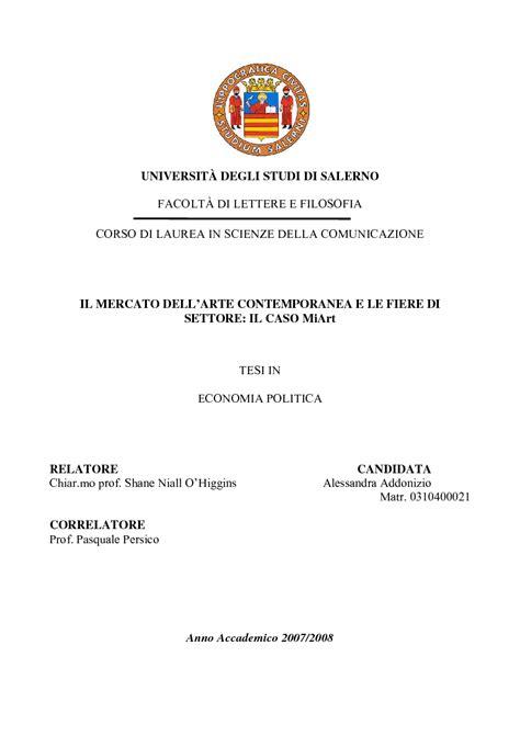 universit 192 degli studi di salerno facolt 192 di lettere e