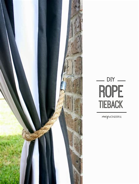 tiebacks for outdoor curtains 1000 ideas about patio curtains on pinterest outdoor