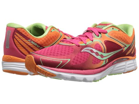 new saucony running shoes new saucony progrid kinvara 6 running shoes womens size 8