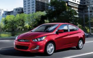 How Much Is A 2014 Hyundai Accent 2014 Hyundai Accent Sedan Top Auto Magazine