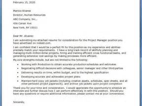 Litigation Support Cover Letter by 100 Bi Project Manager Cover Letter 18 Cognos