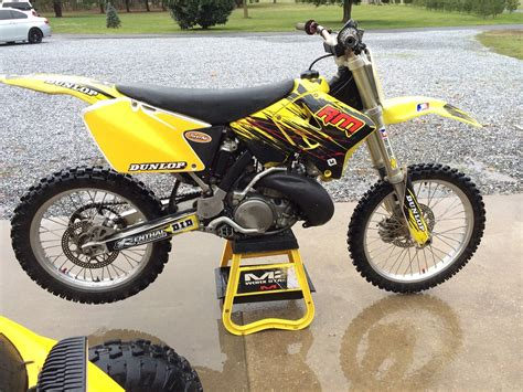Suzuki Rm 250 Frame Numbers Engine Vin 2006 Rm 250 Tech Help Race Shop Motocross