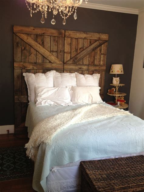 pinterest headboards best 25 barn door headboards ideas on pinterest