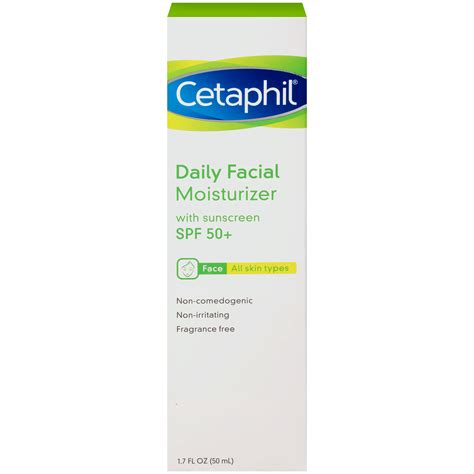 Pigeon Moisturizer For All Skin Types cetaphil moisturizer for all skin types 1 7 fl oz 50 ml
