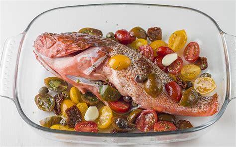 cucinare scorfano ricetta scorfano al forno agrodolce