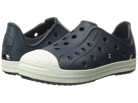 crocs shoes for kid crocs bump it shoe toddler kid navy oyster