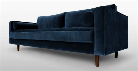 what to look for in a sofa blue sofas for your home to look stylish designinyou com decor