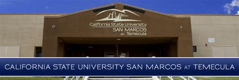 Csusm Mba Program by Csusm At Temecula To Host Environmental Workshops