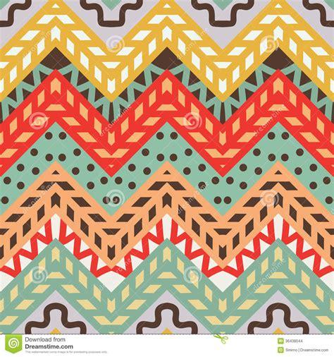 zig zag mitten pattern simple seamless modern chevron zig zag pattern stock