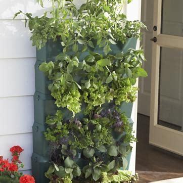 Vertical Gardening Containers Vertical Container Gardening Gardening