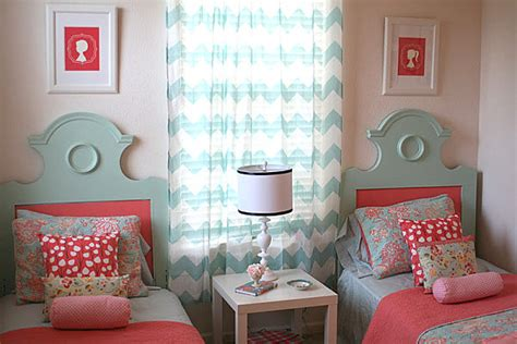 coral and blue bedroom coral and blue bathroom decor home design inside