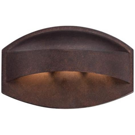Sky 9 In Bronze Outdoor Wall Sconce - possini design bronze sky 11 quot wide led wall