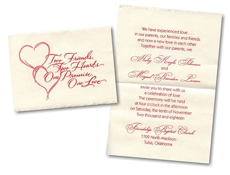 Personal Letter With Wedding Invitation wedding invitation wording to invite friends