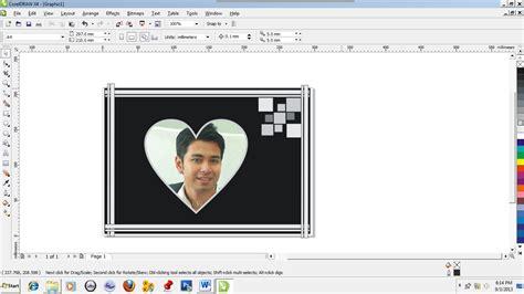 cara membuat gambar 3d dengan coreldraw x4 cara membuat gambar 3d menggunakan corel draw cara membuat