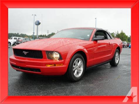 2008 ford mustang convertible for sale 2008 ford mustang convertible for sale in