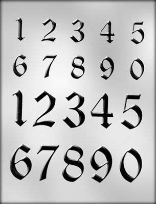 tattoo number fonts designs fancy number fonts search graphics i like