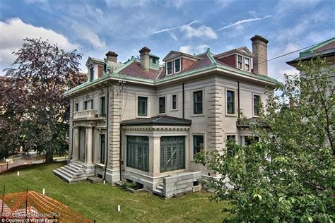 old mansions for sale cheap woolworth mansion in pennsylvania for sale for just 295 000 daily mail