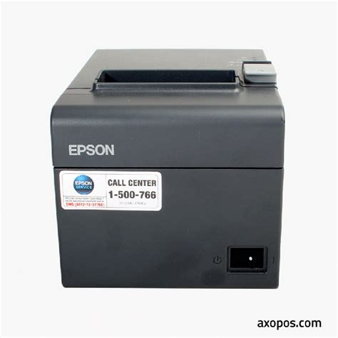 Printer Epson Tm T82 Usb Paralel printer kasir pos epson tm t82 thermal axopos