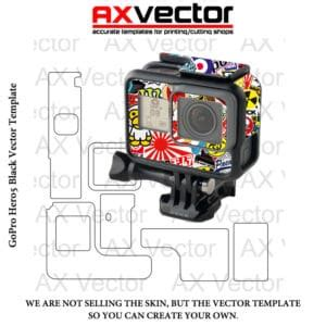 Ax Vector Best Collection Of Contour Vector Templates Echo Skin Template