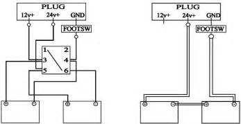 trolling motor wiring diagrams 12 24 volt truck trailer light wiring diagram elsavadorla