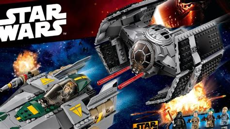 Brick Bootleg Lepin 05055 Starwars Tie Advanced Fighter official lego wars 2016 summer set box and contents