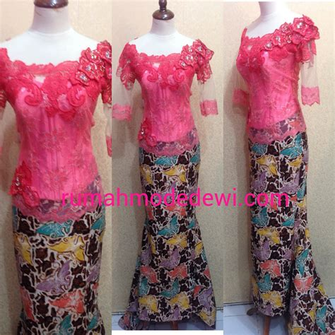 kebaya warna peach blouse warna peach peach chevron blouse